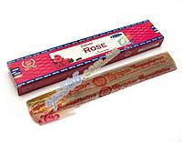 Аромапалочки Supreme Rose (Роза), 15 грамм, Satya