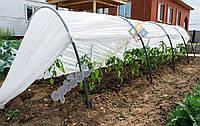 Парник для рассады 4 метра, агроволокно 50 г/м.кв