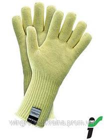 Защитные перчатки, трикотажные, термические RJ-KEVBA -  8, 10
