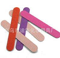 Пилка для ногтей одноразовая 8,5 см