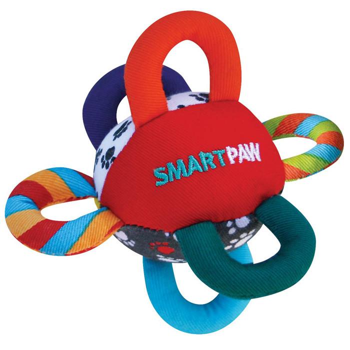 Petstages Mini Loop Ball - Мяч с петлями мини - Игрушка для собак
