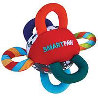 Petstages Mini Loop Ball - Мяч с петлями мини - Игрушка для собак, фото 1
