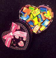 Подарок для любимых Love is 100 шт. в подарочной коробке, фото 1