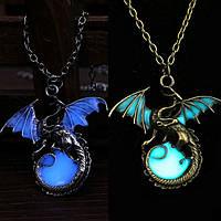 Флуоресцентные светящиеся ожерелья