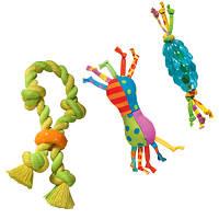 Petstages (Петстейджес) Mini Chew Starter Kit - набор мини игрушек для собак и щенков
