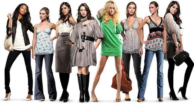 Жіночий одяг оптом