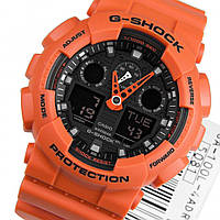 Часы Casio G-Shock GA-100L-4A В., фото 1