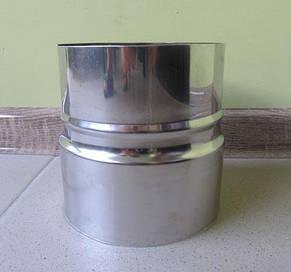 Перехід для димоходу з різними діаметрами, фото 2