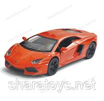 """Детская машинка """"Kinsmart"""" Lamborghini Aventador LP 700-4"""
