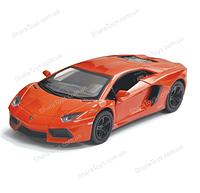 """Детская машинка """"Kinsmart"""" Lamborghini Aventador LP 700-4, фото 1"""