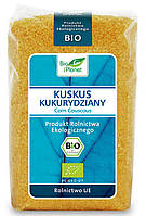 Органический кускус кукурузный, Bio Planet, 400 гр