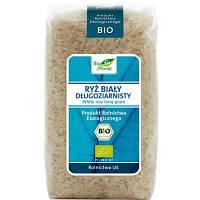 Органический рис длинный белый, Bio Planet, 500 гр