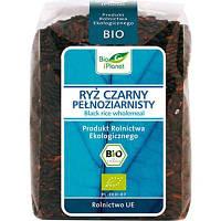 Органический рис черный цельнозерновой, Bio Planet, 400 гр
