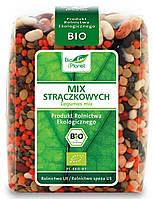 Органическая смесь бобовых, Bio Planet, 400 гр