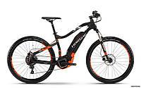 Электровелосипед Haibike Sduro HardSeven 2.0, 2018, 45 см, черный