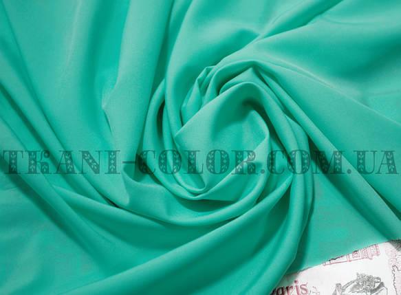 Ткань супер софт бирюзовый, фото 2