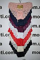 Кружевные женские трусы La Volle размер 42-46, фото 1