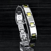 Магнитный неодимовый браслет, 348БРМ