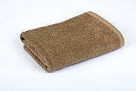 Полотенце махровое 50х90см Кофе 420гр Lotus