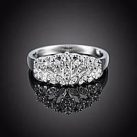 Серебряное кольцо PANDORA - корона100%КАЧЕСТВО!