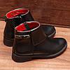 Ботинки женские демисезонные кожаные черные 36-40, фото 4