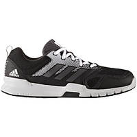 Кроссовки мужские Adidas ( 47.5р 30.5 см ) Essential Star 3 M Black/Silver BA8947 (оригинал), фото 1