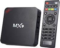 Приставка Smart TV Android box MX9 4K