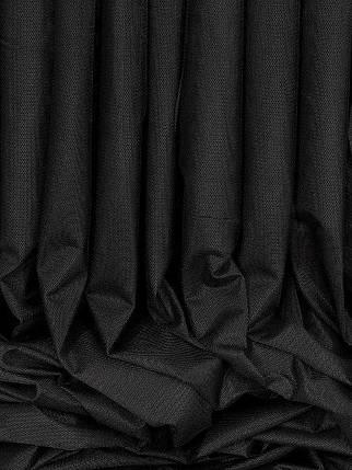 Французкий гипюр Черный, готовая тюль 3м, фото 2