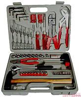 Набор инструментов 100 предметов INTERTOOL ET-5100