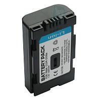 Аккумулятор для Panasonic CGR-D08 / CGR-D120, 1300 mAh.