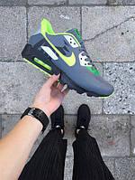 Мужские кроссовки найк Nike Air Max 90 Hyperfuse (реплика)