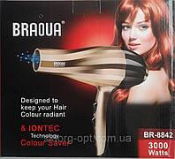 Фен для волос Braoua BR-8842, фото 1