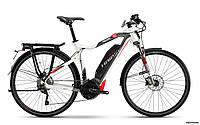 Электровелосипед Haibike Sduro Trekking S 8.0, 2018, 56 см, белый