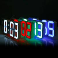 Новинки в ассортименте - Электронные настенные часы