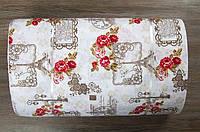Ткань ранфорс Турция La Clef красный 10104 (220 ширина)