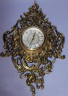 Новинки в ассортименте - Бронзовые настенные часы