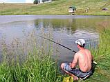 Рыболовная леска Carp Expert ВЕНГРИЯ, 1000 метров, 0.40 mm, радуга, товары для рыбалки , фото 3