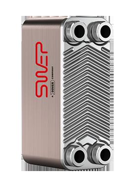"""Паяний теплообмінник SWEP E5Tx14/1P-SC-S 4*3/4"""", фото 2"""