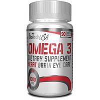 Витамины Biotech omega 3 90 капс