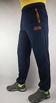Спортивные штаны трикотажные под манжет, фото 3