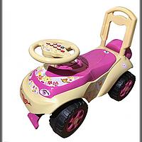 Машинка музыкальная, для катания АВТОШКА арт. 013117-07, детская машинка-каталка