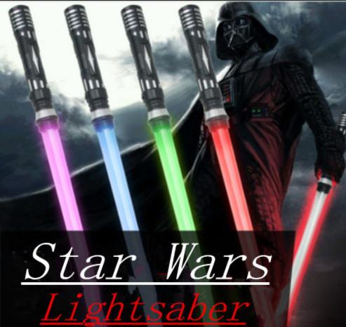 Световой меч из «Звездных Войн» с возможностью менять цвет!