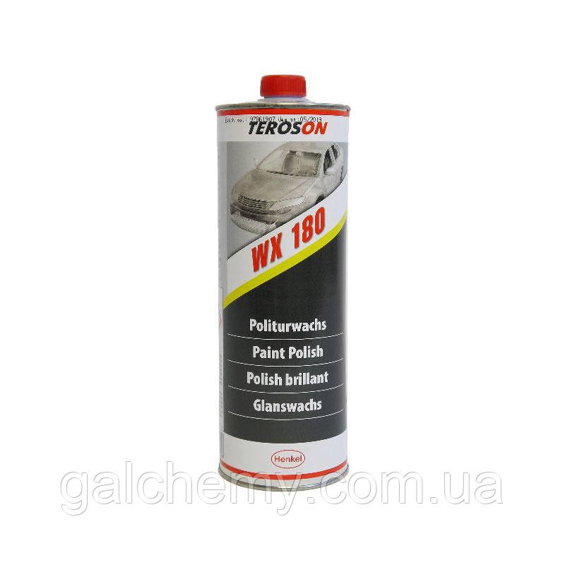 Полірувальна паста Terowax Teroson WX 180 (Henkel)