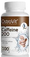 Caffeine 200 мг OstroVit, 100 таблеток