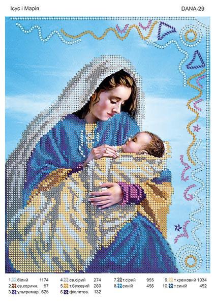 """""""Иисус и Мария"""""""