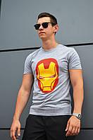 Футболка чоловіча Iron Man, фото 1