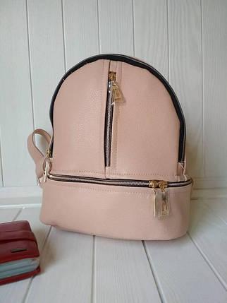 Стильный мини-рюкзак для девушек, фото 2