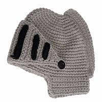 Зимняя шапка «Шлем рыцаря» с забралом (балаклава)!, фото 1