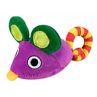 Petstages (Петстейджес) Catnip Mouse - Мышь с кошачьей мятой - Игрушка для кошек, фото 1