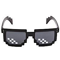 Пиксельные солнцезащитные очки по мотивам Minecraft!, фото 1
